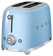 Breville Die Cast Smart Toaster Smeg 2 Slice Toaster Review Retro Style