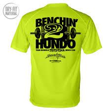 Bench Mens T Shirts Bench Press Club Series Shirts Bench Press Gym Apparel Hats