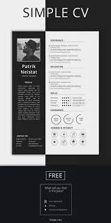 Unique Resumes Templates 23 Best Graphic Design Resumes Images On Pinterest Graphic