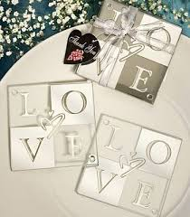 wedding coaster favors coaster favors wedding favors and gifts