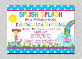 free printable birthday invitations for kids drevio invitations