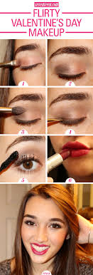 easy valentine s day makeup tutorial anyone can do
