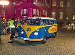 Asa Bad Driburg Historische Shuttlefahrzeuge Von Volkswagen Beim U201erollenden Museum