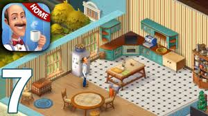 home design story walkthrough homescapes story walkthrough gameplay part 7 day 7 ios android