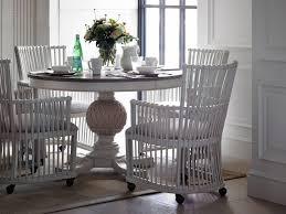 Stanley Furniture Preserve Artichoke Pedestal Table With Leaf - Stanley dining room furniture