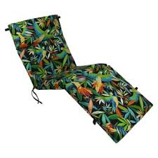 Floral Chaise Multicolored Floral Outdoor Chaise Lounge Cushion Free Shipping