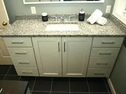 36 Vanity With Granite Top Bathroom Vanity Shaker Style Single Bathroom Vanity Urban Gray 36