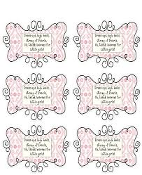 baby shower favor tags wording baby shower picture gallery