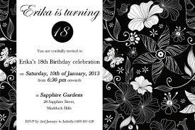 18th birthday invitation cards printable u2013 orderecigsjuice info