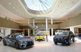 lexus dealers in state of suburbs pent up demand fueling auto market