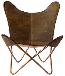 leather butterfly chair chair comfortable reclining chairs
