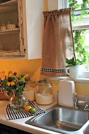 100 burlap kitchen curtains full size of primitive country