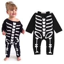 Halloween Costume Infant Boy Cheap Skeleton Costume Baby Aliexpress Alibaba Group
