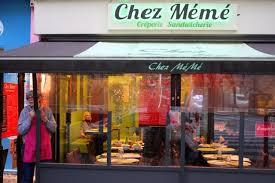 Chez Meme - les petites tables restaurant 罌 nation paris 11罟me arrondissement