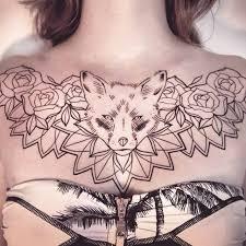 15 best fox tattoos images on pinterest at home feminine