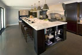 traditional kitchen islands fabulously cool large kitchen islands with seating and storage