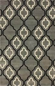 black gray rug tags nuloom moroccan trellis rug dining room area