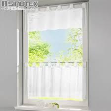 half curtain solid window valance coffee tulle curtains panel