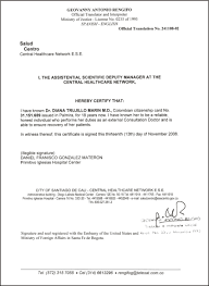 Certification Letter Of Residency Sle 100 Certification Letter Sle For Embassy Requisition Letter