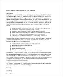 sample welcome letter efficiencyexperts us