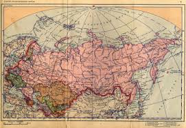 map of ussr kfssr on the map of ussr