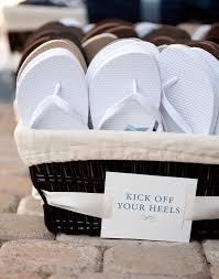 wedding flip flops wedding flip flops for guests wedding tips