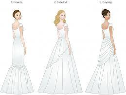 wedding dress shape guide wedding dress skirt types jeca designs