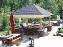 Ideas For Backyard Patio Interesting Bbq Patio Design Ideas Patio Design 45 Outdoor Bbq