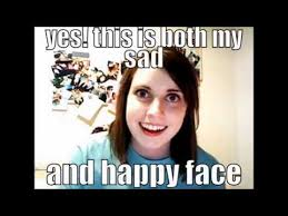 Laina Meme - laina walker overly attached girlfriend meme video re edited
