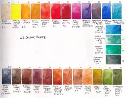 palettes jane blundell artist