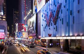 times square new years hotel packages w hotels of new york one stunning metropolis five inspiring hotels