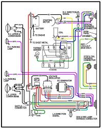 64 chevy c10 wiring diagram in chevy truck wiring diagram