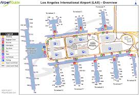 los angeles map pdf lax airport map pdf lax airport map lax airport map pdf