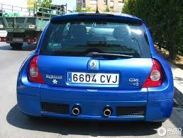 renault egypt renault clio v6 phase ii 5 july 2012 autogespot