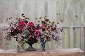 november seasonal flowers seasonal flowers moody autumn flower arrangements snippet ink