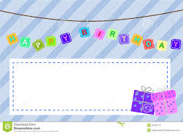 Design And Print Birthday Cards Greeting Card Templates