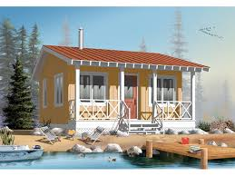 Lake Cottage Floor Plans Shadybridge Lake Cabin Home Plan 032d 0708 House Plans And More