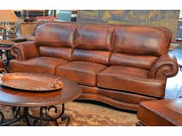 lg interiors cowboy cowboy leather sofa great american home