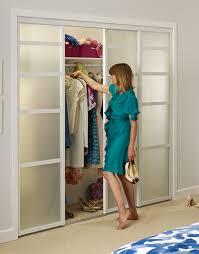 tempered glass closet doors bypass doors bypass glass closet doors the sliding door company