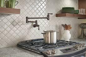 Delta Pot Filler Faucet On Trend Pot Fillers Kitchen Design Blog