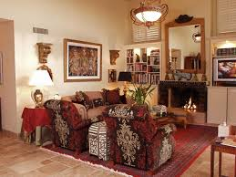 classy 60 brown and red living room ideas design decoration