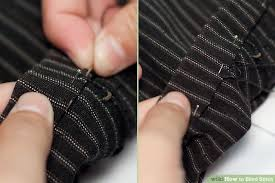 How To Blind Stitch By Hand How To Blind Stitch 8 Steps With Pictures Wikihow