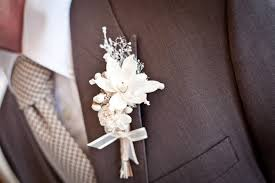 wedding boutonniere non floral boutonniere archives southern weddings
