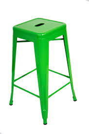 Tolix Bar Table Furniture Tolix Kitchen Stool Green Bar Replica Murray Wells