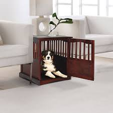 end table dog crate is one of your best accessories u2014 jen u0026 joes
