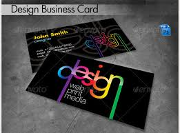 Graphic Designers Business Card 63 Business Cards For Designers Free U0026 Premium Templates