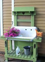 Stand Alone Kitchen Sink by Outdoor Kitchen Sink And Cabinet Mesmerizing Outdoor Weatherproof
