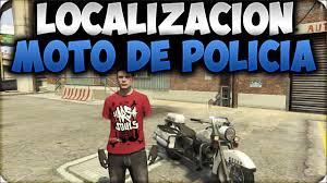 gta 5 online 1 17 nueva localización moto de policía gta v