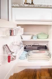 kitchen cabinet door storage racks 11 surprising ways to organize using cabinet doors