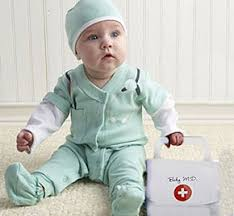 Doctor Costume Halloween Future Baby Doctor Costume Halloween